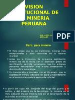 5. Vision Institucional de La Mineria Peruana