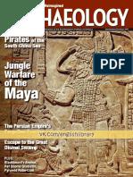 05 - Archaeology - Sept Oct 2011
