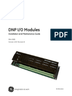 994 0085 DNP IO Modules Install Maint Guide V200 R8