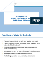 Chapter 39 - Fluid, Electrolyte, and Acid-Base Balance.ppt