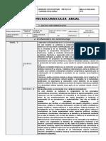 ANUAL  ED. CIUDADANIA -  2°