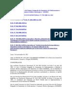 Aprueban Directiva Del Sistema Integrado de Suministro de Medicamentos e Insumos Médico