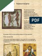 Paleocristiano Edad Media