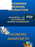 Phonemic c Mila