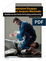 Jean Jacques Machado Submission Escapes