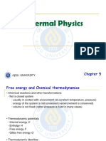 Thermal Physics 2013note10