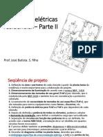 IP 10 p2 Projetos de Predial