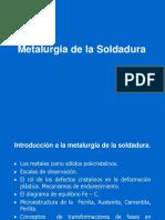 162646596 Introduccion a La Metalurgia de La Soldadura