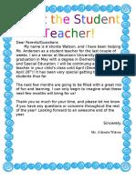 studentteacherintroductionletter