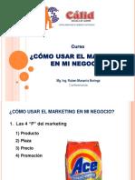 Cómo Usar El Marketing en Mi Negocio