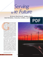 Advanced Wind Generation