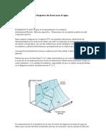 Comportamiento del diagrama de fases para el agua.docx