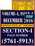 IJIFR December 2016 Volume 4 Issue 4 Section 1