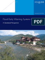 Flood Early Warning Systems in Bhutan Gender Perspectives