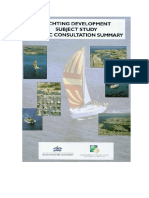Yachting Dev Subj Study
