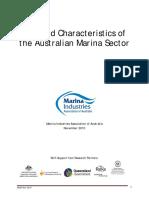 MIAA Australian Marina Profile Report - Nov 2010
