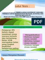 PPT Ujian Tesis