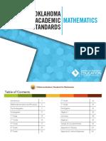 Okalahoma OKC Math Curriculum
