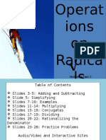 Operations on Radical Expressions.ppt