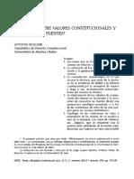 Valores Constitucionales y Teorías de Las Fuentes (Ok)