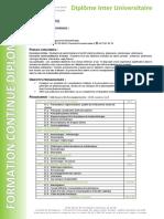 Plaquette DU Phytotherapie 2015 2016