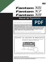 fantom x completo.pdf