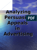 Appeals in Advertising