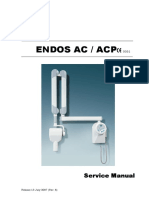 Villa Endos AC-ACP - Service Manual