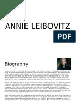 Liebovitz Pictures