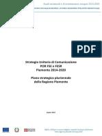 REGIONI Sintesi Comunicazione Esperienze e Risultati Della Programmazione POR 07-13