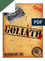 184252929 Goliath Avventura Per Il Richiamo Di Cthulhu Ruolimpiadi 2013 ITA
