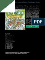 Le Gouffre - L'Apéro Avant La Galette Telecharger Album