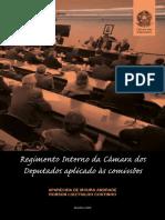 Livro RICD Aplicado Às Comissões