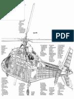 Agusta a109a Blueprint