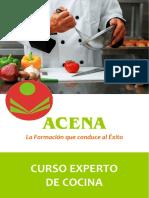 Curso Experto Cocina