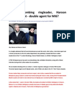 Aswat Double Agent for MI6