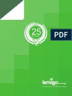 LEMIGO katalogas 2015