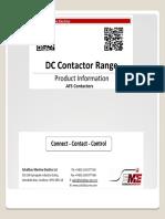 Schaltbau  Afs Contactors