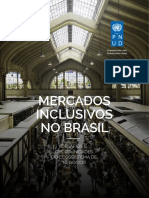 PNUD_Mercados Inclusivos No Brasil_Desafios e Oportunidades