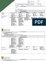 Modelo Plan Diario Unidad 6 - 4 Semana
