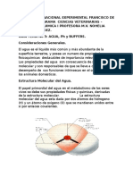 Bioquimica i - Guia Tema No 3 - Agua Ph y Buffers
