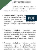 SEMINÁRIO ARSÊNIO CONTAMINAÇÃO AMBIENTAL