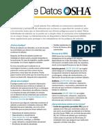 HOJA DE DATOS ASBESTO - OSHA .pdf