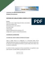 Quique Tébar - Fotovoltaica - Ejemplo Estudio Cargas Cubierta