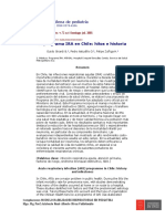 1. Historia Programa IRA en CHILe