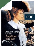 Anne Golon-Angelica Si Regele Soare