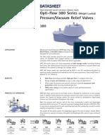 Breather Valve - PV Valve - CNC380