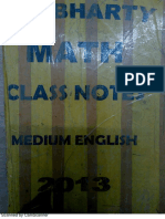 Math class notes-SS Bharti.pdf
