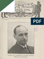 Revista Técnica de La Guardia Civil. 10-1932, No. 272