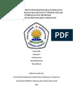 Quality Assurance Dan Quality Control Dalam Penyimpanan Dan Produksi Print